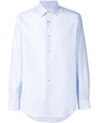 hellblaues Langarmhemd von Paul Smith