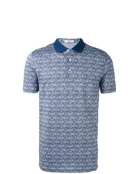 hellblaues Polohemd von Fashion Clinic Timeless