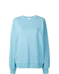 hellblaues Sweatshirt von Calvin Klein