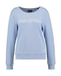 hellblaues Sweatshirt von Marc O'Polo