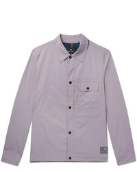 hellviolette Shirtjacke von PS Paul Smith
