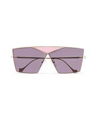 hellviolette Sonnenbrille von Loewe