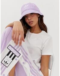 hellvioletter Fischerhut von adidas Originals