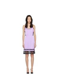 hellviolettes Camisole-Kleid von Marc Jacobs