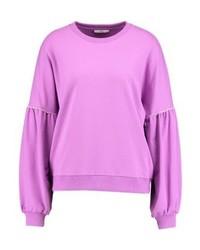 hellviolettes Sweatshirt von Esprit