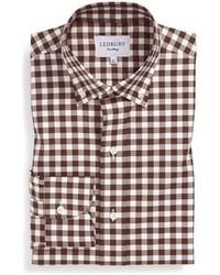 Hemd mit Vichy-Muster