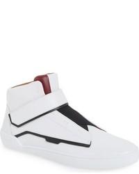 Hohe sneakers aus leder original 540774