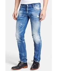 Jeans mit destroyed effekten original 9164191
