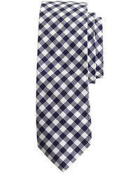 Krawatte mit Vichy-Muster