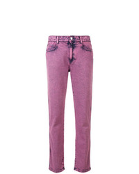 lila Jeans von Stella McCartney