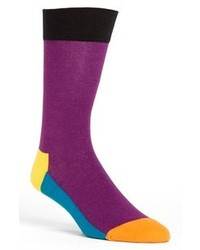 lila Socke