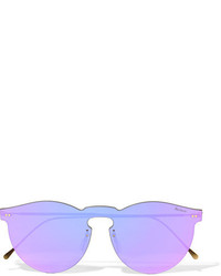 lila Sonnenbrille von Illesteva