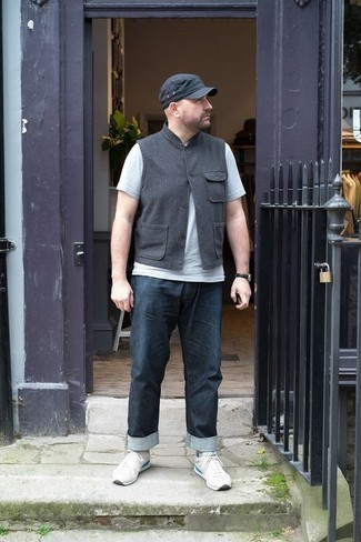 dunkelblaue Jeans von Tom Tailor