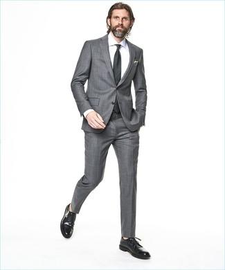 beste Angebote für Genießen Sie kostenlosen Versand Schnäppchen für Mode €229, grauer Anzug von Roy Robson