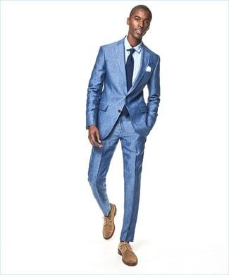 Blauen Anzug Kombinieren 517 Kombinationen Herrenmode Lookastic