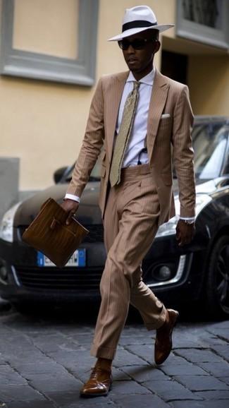 braune Socken von Moncler