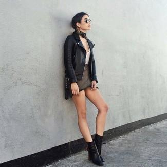 schwarzer Bandana von Givenchy