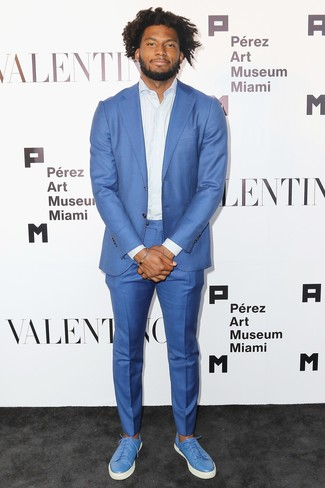 Blauen Anzug Kombinieren 455 Kombinationen Herrenmode Lookastic