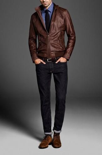 dunkelblaue Jeans von Jacob Cohen