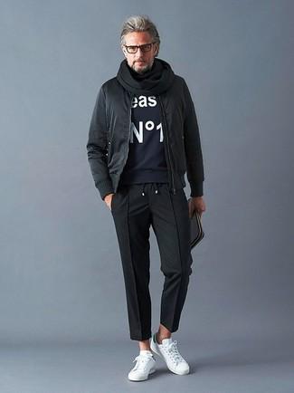 dunkelblauer Pullover von ESPRIT Collection