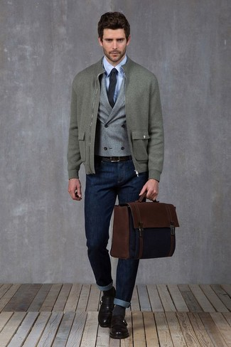 hellblaues Businesshemd von Selected Homme