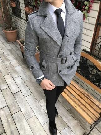 grauer Überzug von New Look