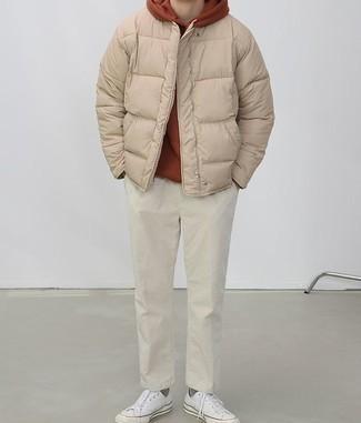 rotbrauner Pullover von Maerz