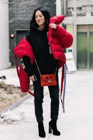 Rote Jacke kombinieren – 150 Damen Outfits 2020 | Lookastic