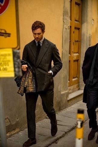 schwarze Jacke von Jack & Jones
