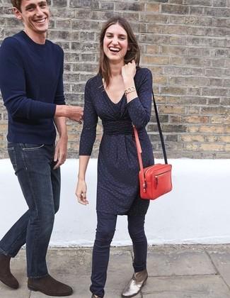 Blaues Kleid Kombinieren 398 Kombinationen Damenmode Lookastic