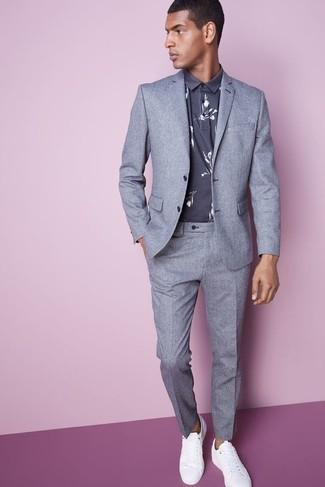 Grauen Anzug Kombinieren 558 Kombinationen Herrenmode Lookastic