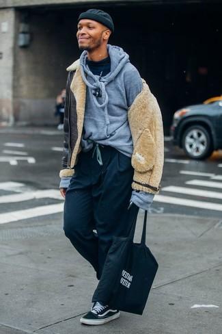 hellblauer Pullover von Maerz