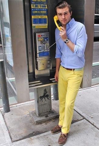 Für Herren Hose Kombinieren123 KombinationenHerrenmode Gelbe E9YD2HeIW