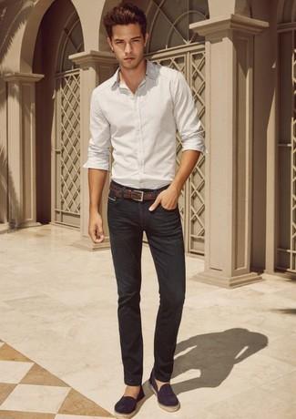 schwarze Jeans von Big Star