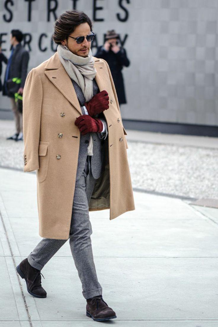 Schön Grauer Mantel Kombinieren Dekoration Von Entscheiden Sie Sich Für Einen Camel Und