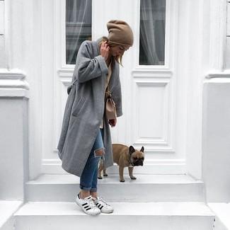 Braune Mütze Für Damen Kombinieren 13 Kombinationen Damenmode