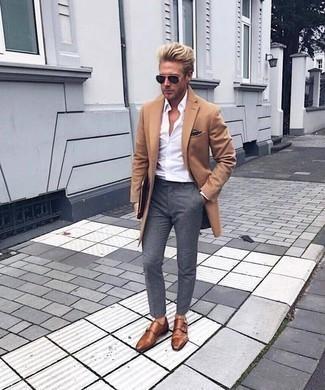 30 Jährige: Welche Hosen mit dunkelbrauner Business Schuhe