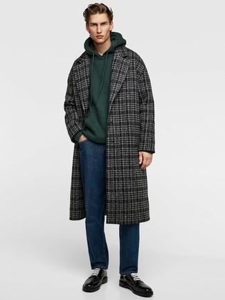 dunkelgrüner Pullover von Gant