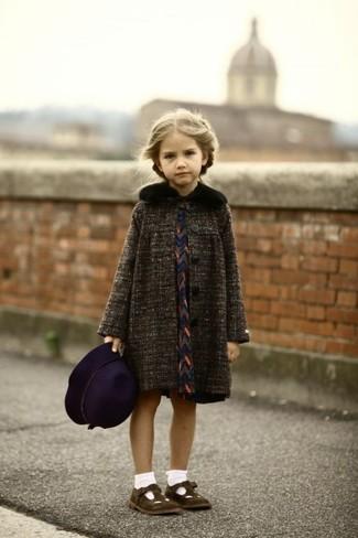 Mädchen Outfits & Modetrends 2020: elegante Outfits für kalt Wetter: