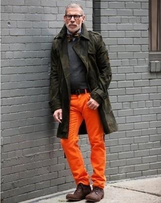 Mantel pullover mit v ausschnitt langarmhemd large 91