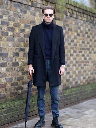 dunkelblauer Pullover von Gant