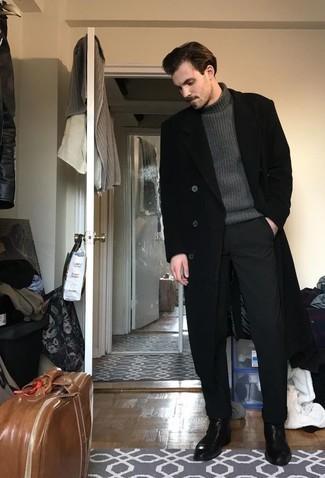 grauer Pullover von HÄRVIST