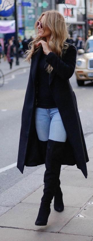 Schwarzen Mantel Für Damen Kombinieren420 Kombinationen hsQtCrd