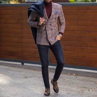 dunkelroter Pullover von Volcom