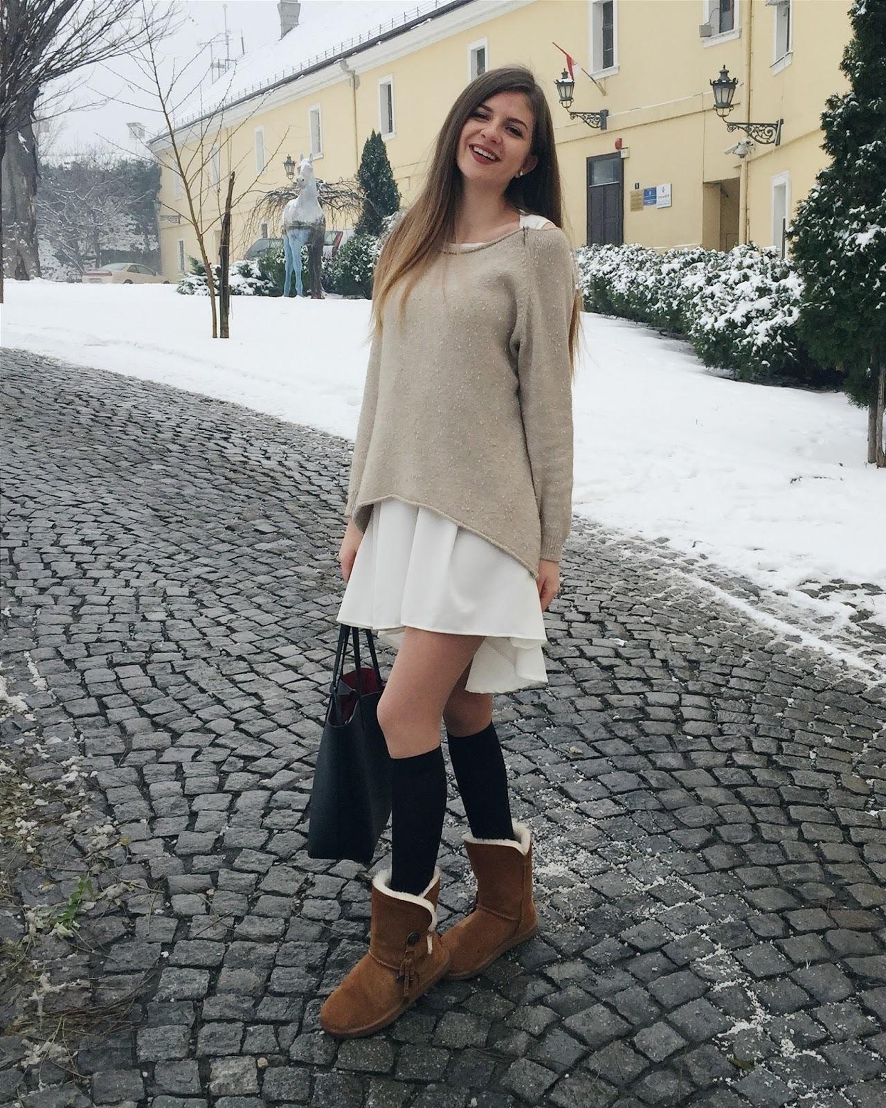 Braune Ugg Stiefel Kombinieren 13 Kombinationen Damenmode