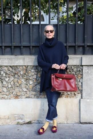 Poncho boyfriend jeans slipper satchel tasche sonnenbrille large 13290