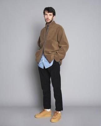 brauner Pullover von Antony Morato