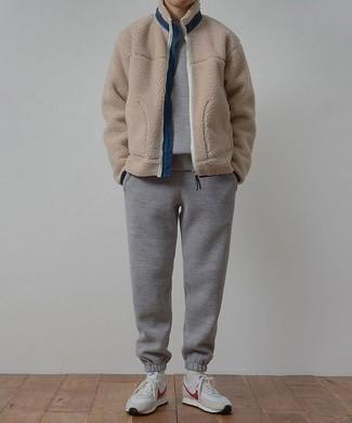 grauer Pullover von oodji Ultra
