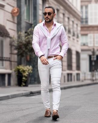 weißer Pullover von Tommy Hilfiger