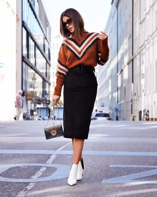 Weiße Outfits Für Kombinieren111 Damen Stiefeletten 8vmnw0N